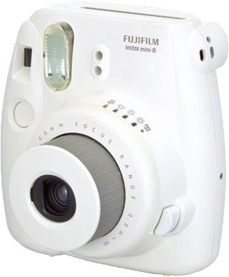 FUJIFILM MINI 8S-WHITE-film