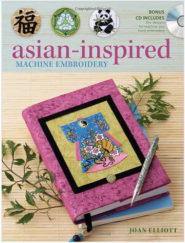 Asian Inspired book