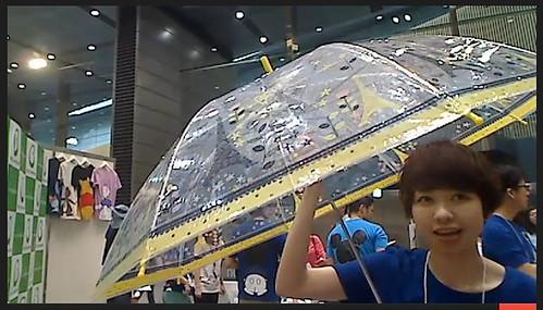 ベルメゾン ミニラボ 雨傘