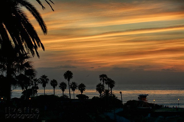La Jolla Sunset