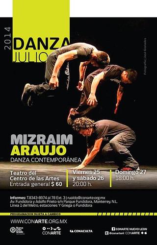 Mizraim Danza Contemporánea