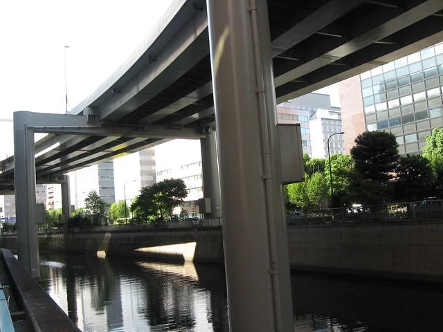 首都高速内環状線予定地2