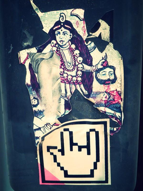 Rock out with your Kali out!
