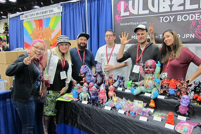 Lulubell SDCC 2014