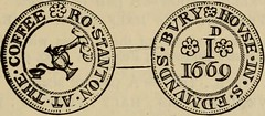 """Image from page 282 of """"Trade tokens issued in the seventeenth century in England, Wales, and Ireland"""" (1889)"""