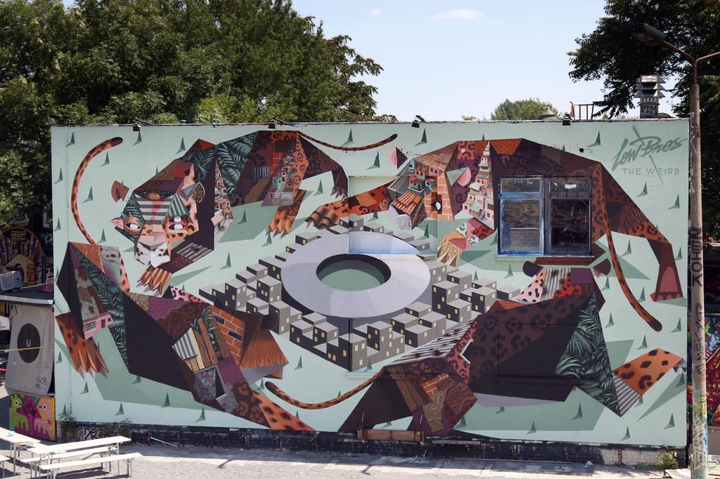Low Bros Berlin Mural
