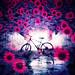 夏の白日夢 -purple daydream in summer by Hodaka Yamamoto