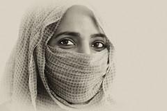 Hadiya, una princesita saharaui