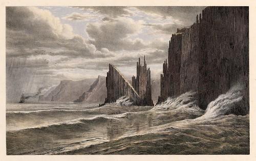 003-Australian landscapes -1860- Eugen von Guerard- Universität Tübingen
