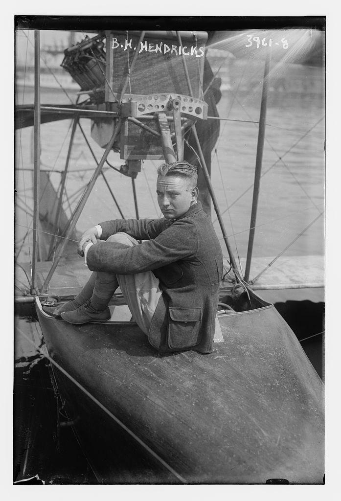 B.H. Hendricks (LOC)