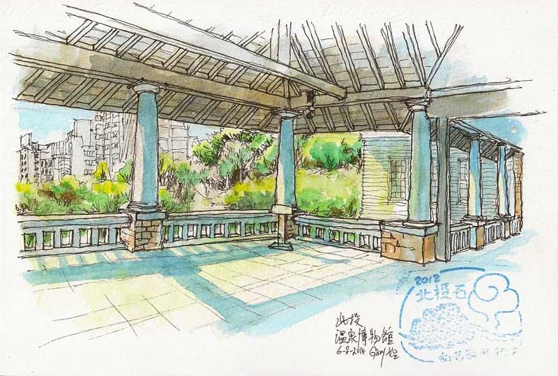 Beitou Hot Spring Museum, Taipei, Taiwan