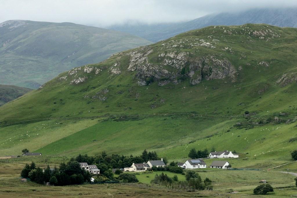 Highland Countryside
