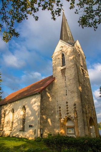 Koknesės liuteronų bažnyčia