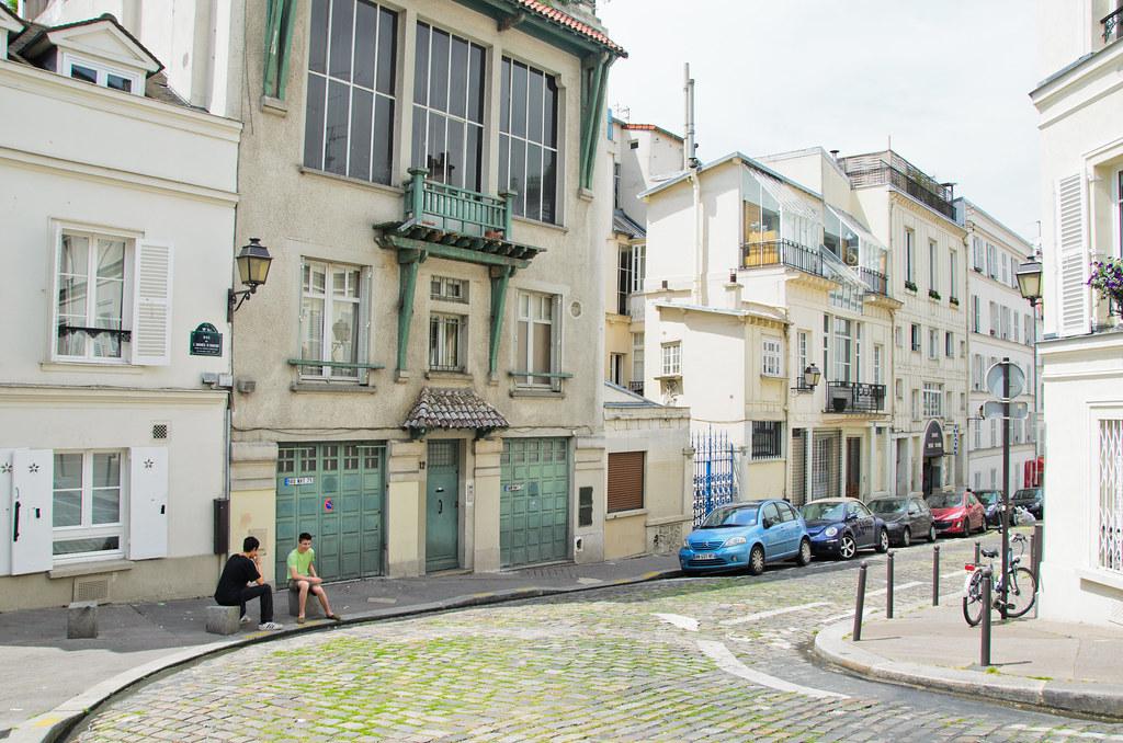 Rue de l'Armée d'Orient