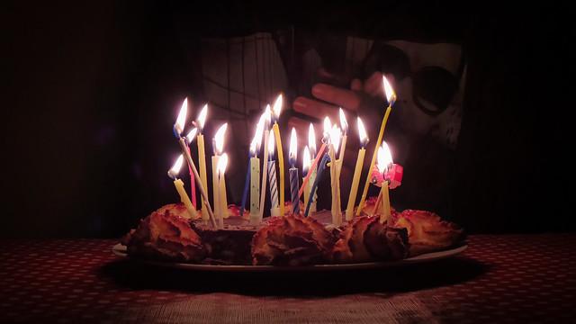 Happy Birthday Lucas Cake
