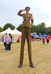 Long standing officer at the Preston Village Show