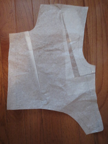Back Alterations-BBA and Neckline
