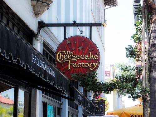 The Cheesecake Factory, Pasadena