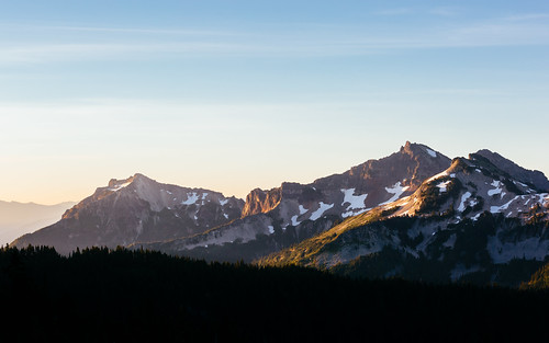 mountains sunrise landscape pacificnorthwest pnw sky canon nature scenic scenery clear canoneos5dmarkiii sigma70200mmf28exdghsmii johnwestrock washington