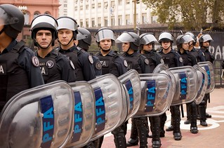 Argentina Police