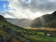 Road to Llyn Ogwen
