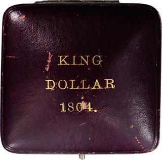 Stickney 1804 Dollar Presentation