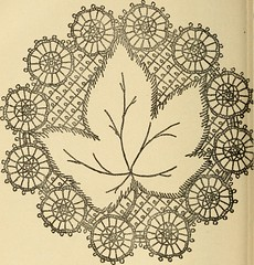 "Image from page 352 of ""Fancy work for pleasure and profit"" (1905)"