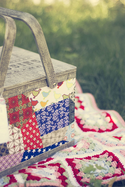 Redeemed Picnic Basket