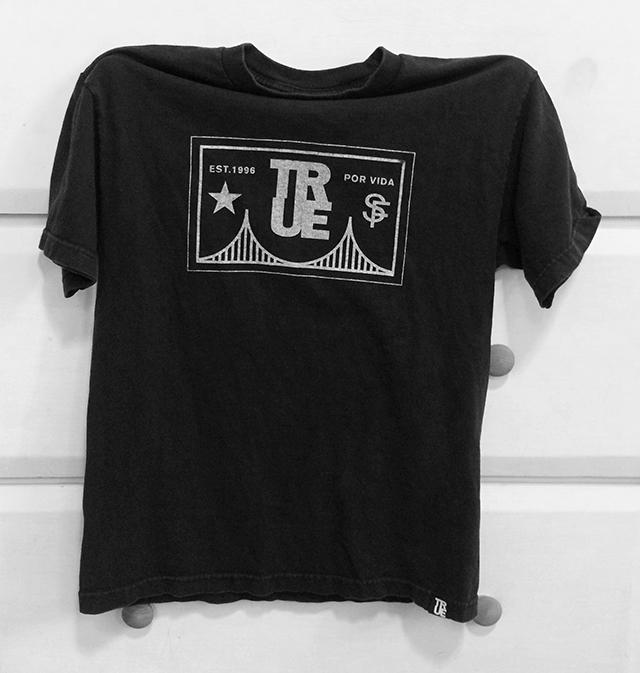 San Francisco t-shirt design, True Clothing