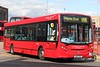 London United Enviro200 DLE 6 (SN60 EBF), Hounslow 17/08/2014