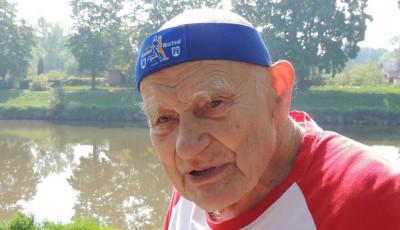 Jiřímu Soukupovi v 87 letech maratonský  pokus nevyšel, nevzdává to