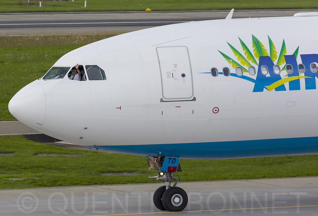 Air Caraibes Airbus A330-323 F-GOTO