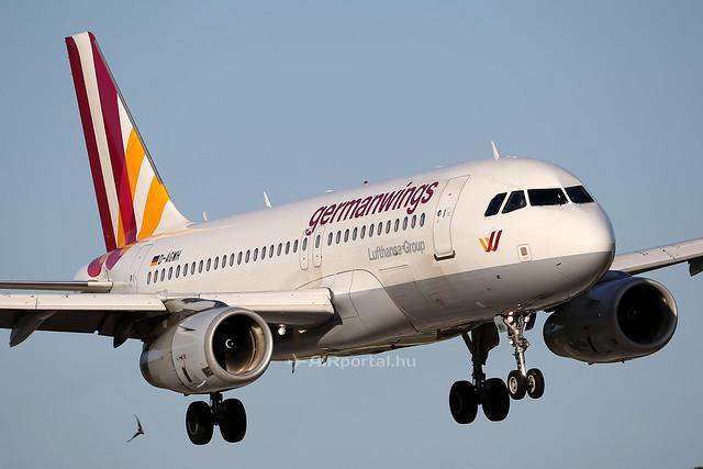 Főleg belföldi járatokat érintett a Germanwings sztrájk