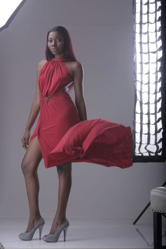 Miss Ghana Universe 2012 Releases Hot Photos‏