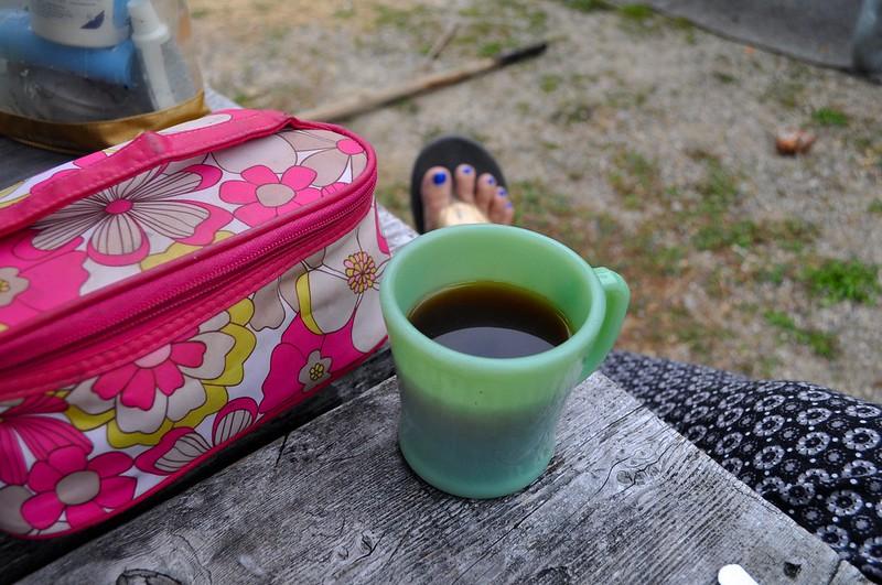Camp Mornings