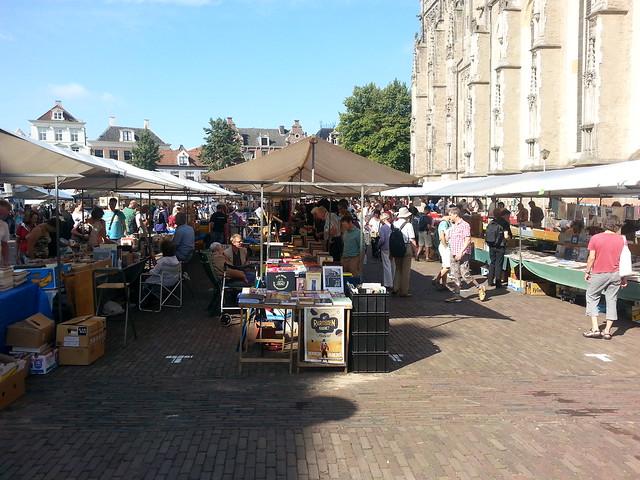Deventer Boekenmarkt 2014