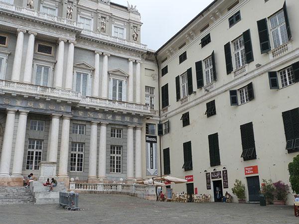 terrasse palais ducal