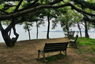 Bild av Silmi Beach. korea incheon muuido 무의도 silmiresort 실미유원지 실미해수욕장