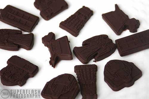 Whovian Chocolate