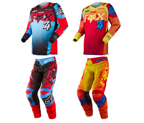 Fox 2015 180 Imperial Motocross Gear Combo