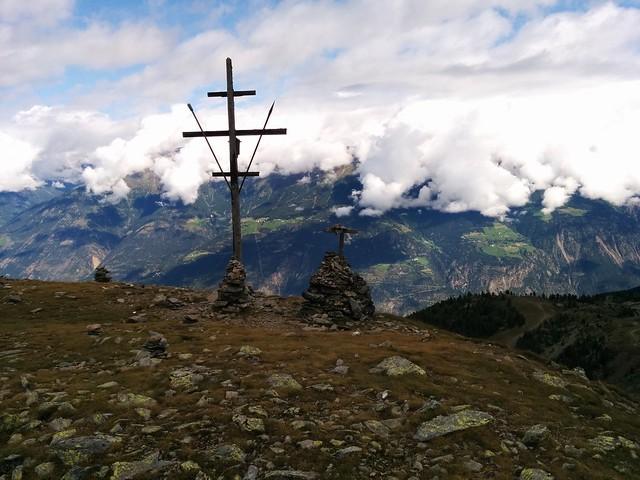 Wetterkreuz Tarscher Joch, Vinschgau