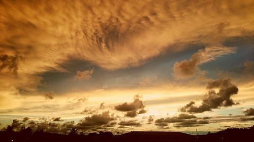sunset sony z1 brunei gadong xperia xperiaz1