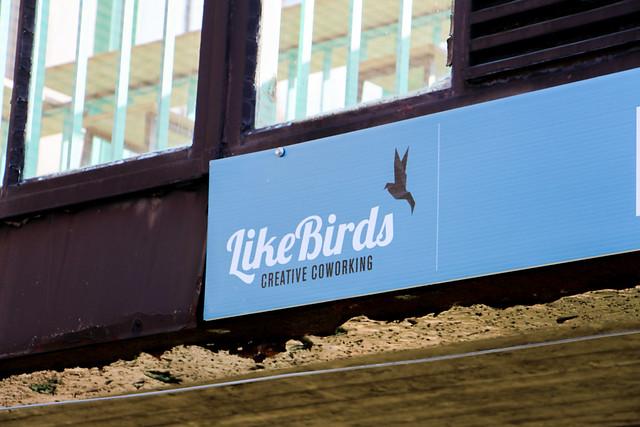 LikeBirds meets Atelier Brunette