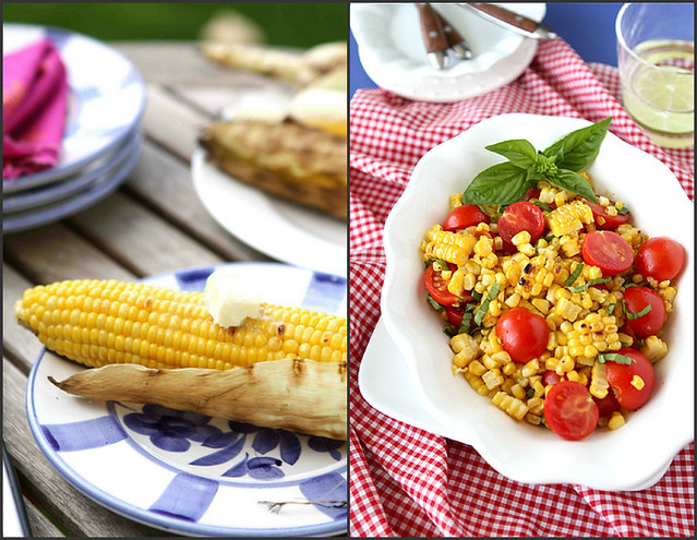 Fresh Corn Recipes & Tips | cookincanuck.com #vegetarian #vegan