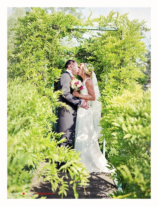 Medium Format Wedding