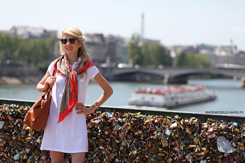 Anne-Laure, street style, Paris.