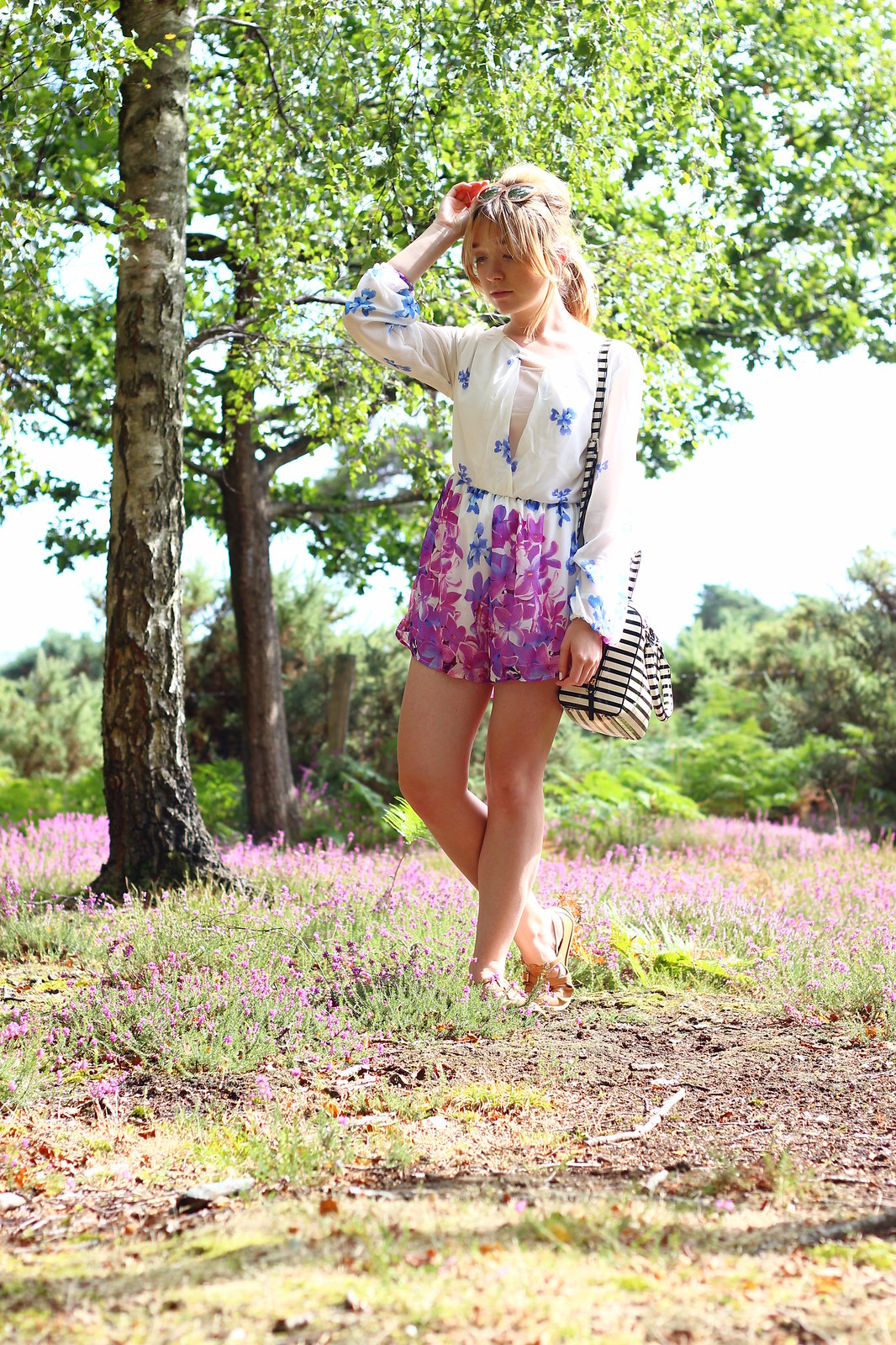 2reverseplaysuit, floral, fashion, crochet, style