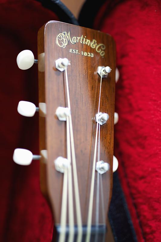 Waverly slot head guitar tuners