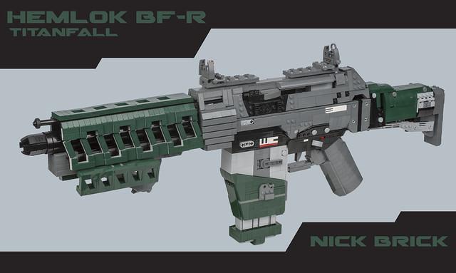 Titanfall Hemlok BF-R