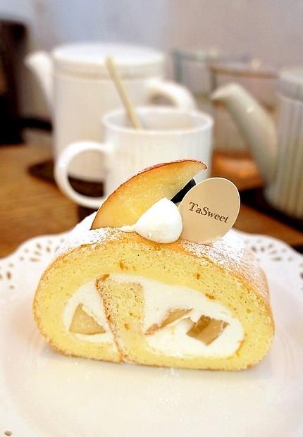 台北下午茶緹絲蛋糕店18